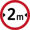 Width-Restriction-2m