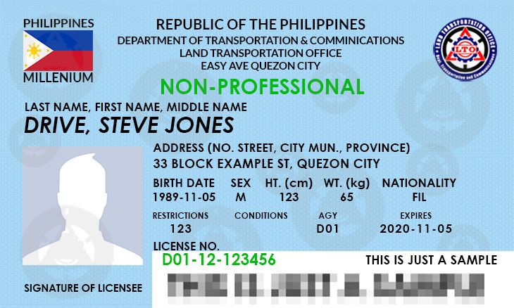 3 Simple Steps in Applying for a Non-Professional Driver's License on registration application form, checking account application form, security license application form, education application form, title application form, training application form, driving licence application form, id application form, driver training form, home application form, driver license id card application, property tax application form, social security card application form, drivers permit form, dmv application form, vehicle application form, ssn application form, driver license online application, u.s. passport application form, permit application form,